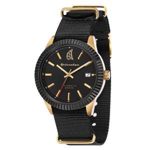 SPINNAKER スピネーカー 自動巻き(手巻き機能あり) 腕時計 メンズ ケース幅:40mm 品番:SP-5048-04|googoods