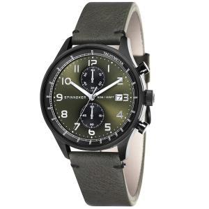 SPINNAKER スピネーカー 電池式クォーツ 腕時計 メンズ ケース幅:44mm 品番:SP-5050-04|googoods