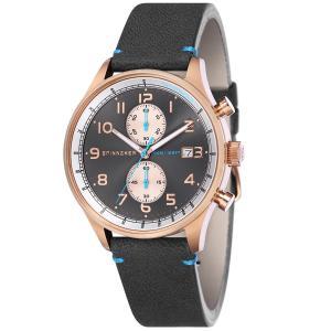 SPINNAKER スピネーカー 電池式クォーツ 腕時計 メンズ ケース幅:44mm 品番:SP-5050-05|googoods
