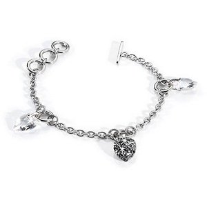 特別価格 Morellato bracelets モレラート ジュエルシリーズ ハートブレスレット SRN13|googoods