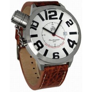 トーチマイスター Tauchmeister GMT 正規代理店 メンズ 腕時計 ダイバーズ ダイバー時計 T0142B|googoods