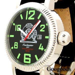 トーチマイスター Tauchmeister ドイツブランド 正規代理店 メンズ 腕時計 ダイバーズ ...