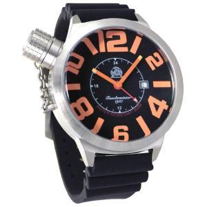 トーチマイスター Tauchmeister GMT 正規代理店 メンズ 腕時計 ダイバーズ ダイバー時計 T0175PU|googoods