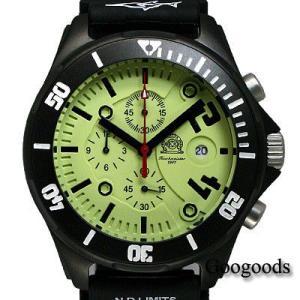 トーチマイスター Tauchmeister ドイツブランド クロノグラフ 正規代理店 メンズ 腕時計...