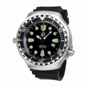トーチマイスター Tauchmeister 1000m防水 正規代理店 メンズ 腕時計 ダイバーズ ダイバー時計 T0275|googoods