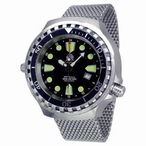 トーチマイスター Tauchmeister ダイバーズ 正規代理店 メンズ 腕時計 ダイバーズ ダイバー時計 T0275MIL|googoods