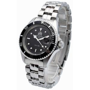 トーチマイスター Tauchmeister サブマリーナタイプ クォーツ 正規代理店 メンズ 腕時計 ダイバーズ ダイバー時計 T0294|googoods