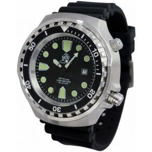 トーチマイスター Tauchmeister ダイバーズ 自動巻 正規代理店 メンズ 腕時計 ダイバーズ ダイバー時計 T0295|googoods