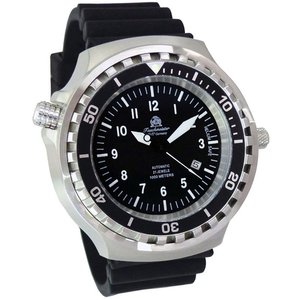 Tauchmeister トーチマイスター 自動巻 正規代理店 メンズ 腕時計 ダイバーズ ダイバー時計 T0298|googoods