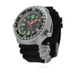 Tauchmeister 1937 トーチマイスター1937 自動巻き(手巻き機能あり) 腕時計 メンズ ケース幅:52mm 品番:T0309|googoods