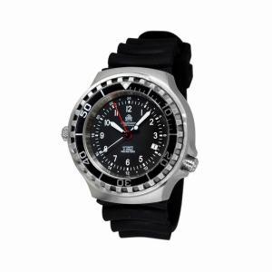 Tauchmeister 1937 トーチマイスター1937 自動巻き(手巻き機能あり) 腕時計 メンズ ケース幅:46mm 品番:T0312|googoods