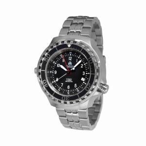 Tauchmeister 1937 トーチマイスター1937 自動巻き(手巻き機能あり) 腕時計 メンズ ケース幅:46mm 品番:T0312M|googoods