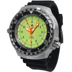 Tauchmeister 1937 トーチマイスター1937 自動巻き(手巻き機能あり) 腕時計 メンズ ケース幅:52mm 品番:T0313|googoods