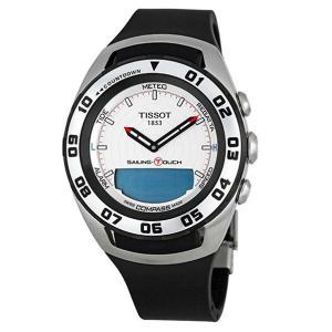 TISSOT ティソ 電池式クォーツ 腕時計 メンズ  T056-420-27-031-00 ケース幅45mm googoods
