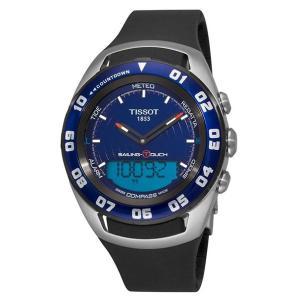 TISSOT ティソ 電池式クォーツ 腕時計 メンズ  T056-420-27-041-00 ケース幅45mm googoods