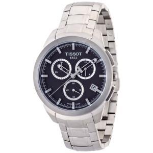 TISSOT ティソ 電池式クォーツ 腕時計 メンズ  T069-417-44-041-00 ケース幅43mm googoods