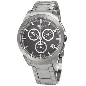 TISSOT ティソ 電池式クォーツ 腕時計 メンズ  T069-417-44-061-00 ケース幅43mm googoods