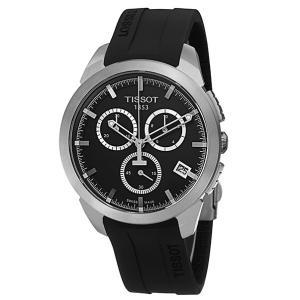 TISSOT ティソ 電池式クォーツ 腕時計 メンズ  T069-417-47-051-00 ケース幅43mm googoods