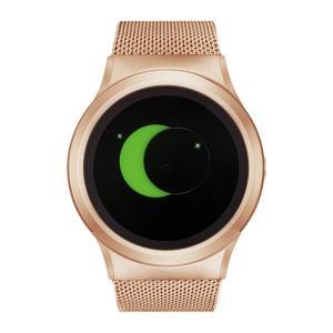 ffa8edac00 腕時計 メンズ レディース ユニーク ZEROO ゼロ SUPER MOON 品番:W02008B05SM05