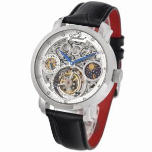Gallucci ガルーチ イタリアブランド トゥールビヨン 腕時計 男女兼用 ケース幅:43mm WT23702TU|googoods