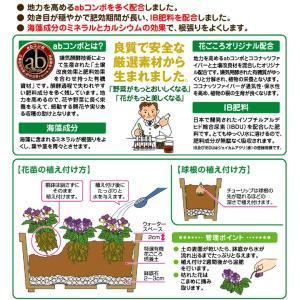 特選有機培養土 12L〔リットル〕【花ごころ】 goopot 02