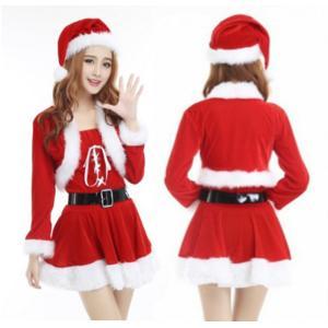 サンタ コスプレ サンタコス サンタクロース 衣装 コスチューム レディース