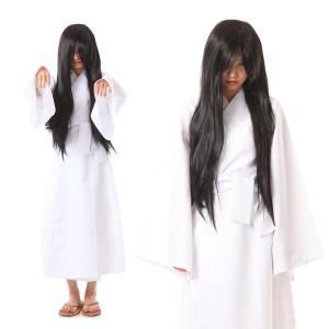 【 フルセット 】 霊 幽霊 コスプレ 着物 衣装 お化け コスチューム 和服 仮装 goovice