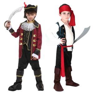 海賊 コスプレ 子供 パイレーツ 衣装 キッズ 仮装 コスチューム セット goovice