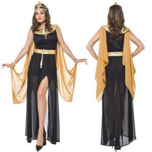 クレオパトラ コスプレ ハロウィン エジプト 仮装 女王 王女 衣装 コスチューム 女神 コス goovice