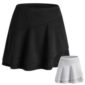 卓球 ユニフォーム スカート かわいい レディース トレーニング ウェア 練習 ゲーム スコート 女...