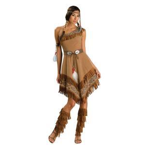 インディアン コスプレ レディース 原始人 コスチューム 女性 ハロウィン 原人 コス 衣装 仮装 メンズ|goovice