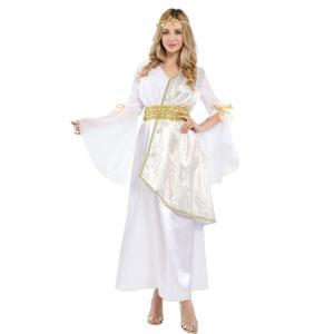 女神 コスプレ レディース ハロウィン ギリシャ ローマ コスチューム 神 コス 衣装 仮装|goovice