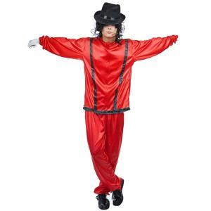 マイケルジャクソン コスプレ ハロウィン マイケル ジャクソン コスチューム スリラー ダンス 衣装 仮装|goovice