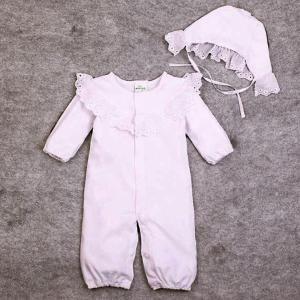 ベビー ドレス 赤ちゃん ロンパース セレモニー ドレス フォーマル goovice