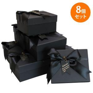 ギフトボックス アクセサリー ギフト ラッピング 箱 ラッピングボックス ジュエル 包装 パッケージ...