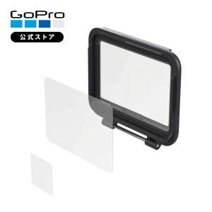 GoPro 画面保護フィルム  HERO6 Black/HERO5 Black対応 AAPTC-00...