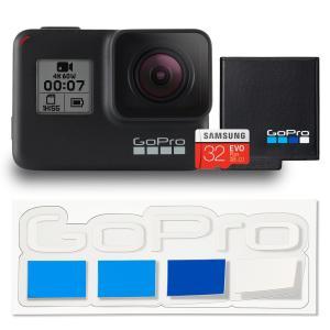 GoPro HERO7 Black CHDHX-701-FW ゴープロ ※MicroSDカードは付属しません。