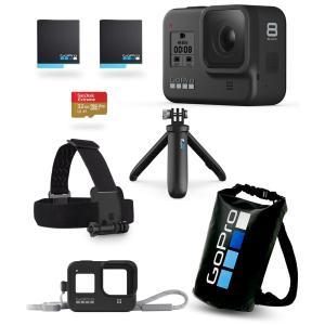 【GoPro公式】GoPro HERO8 Black 限定ボックス + スリーブ+ランヤード + 公...