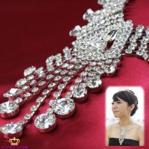 ネックレス necklace レディース スワロフスキー プレゼント ロング|gorgeous-ya