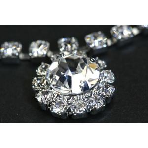 ネックレス necklace レディース 送料無料 スワロフスキー SWAROVSKI ラインストーン プレゼント|gorgeous-ya|02