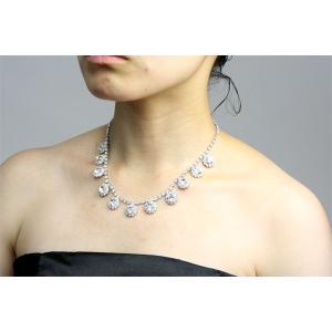 ネックレス necklace レディース 送料無料 スワロフスキー SWAROVSKI ラインストーン プレゼント|gorgeous-ya|04