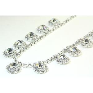 ネックレス necklace レディース 送料無料 スワロフスキー SWAROVSKI ラインストーン プレゼント|gorgeous-ya|05