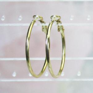 フープイヤリング フープピアス ゴールド 3サイズS/M/L ear12-35 プレゼント gorgeous-ya
