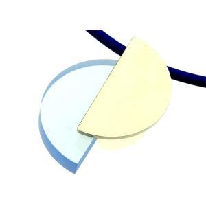 チョーカー ダブル ハーフ ムーン 半月【v】|gorgeous-ya
