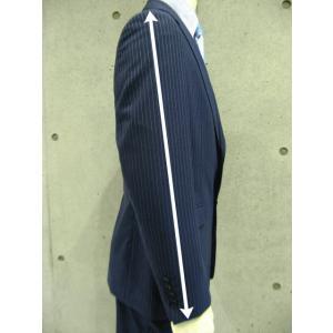 上着の袖丈直し 袖丈詰め/出し 2cmまで 当店のスーツと一緒にご注文ください 【代金引換決済不可】【お直し後のキャンセル不可】 gorgons