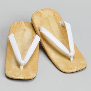 雪駄 草履 草鞋 和装品 和装小物 メンズ 男性用 紳士 日本製 ゴム底 タイヤ底 Lサイズ [リフト底 白雪駄 (L)] 父の日 ギフト|gosaido