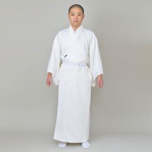 カシミヤ織ウール白衣(はくい・はくえ)(SS/S/M/L/LL/3L/4L)|gosaido