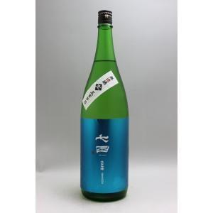 七田 純米吟醸 五百万石50無濾過生原酒1800ml[30BY][クール便]|gosenya|02