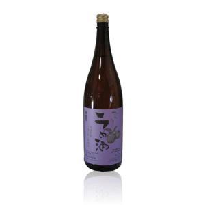 びわ湖梅酒  1800ml|gosenya