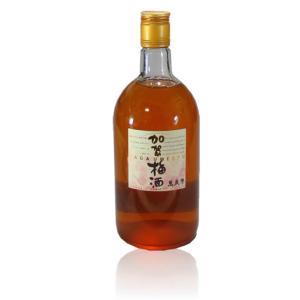 加賀梅酒  720ml|gosenya